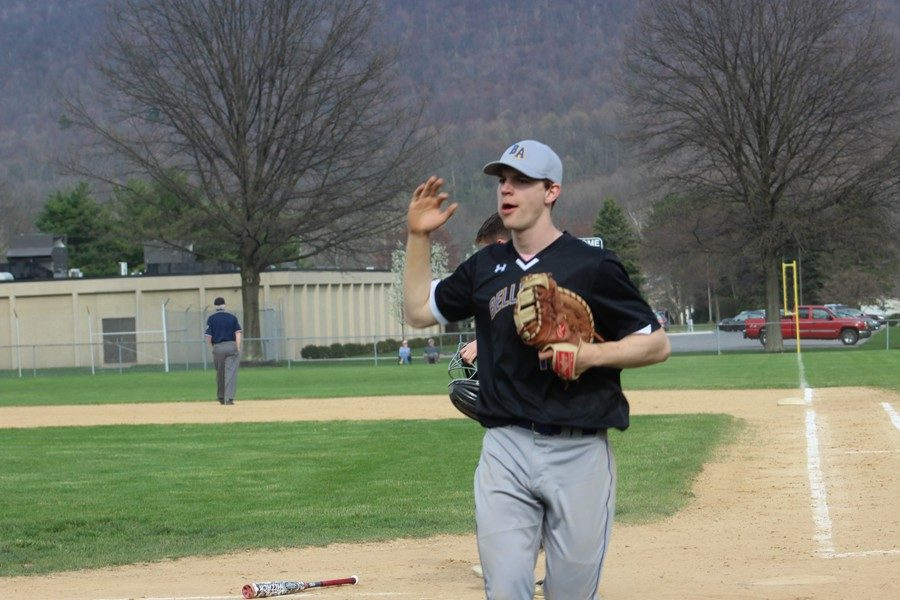 Joe Padula had a big day at the plate to lead B-A over Moshannon Valley.