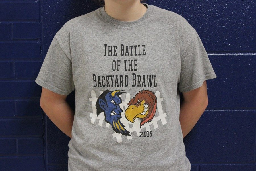 Backyard Brawl T Shirt Contest To Use Twitter Voting