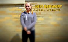 Lexi Gerwert is this months Just Junior.