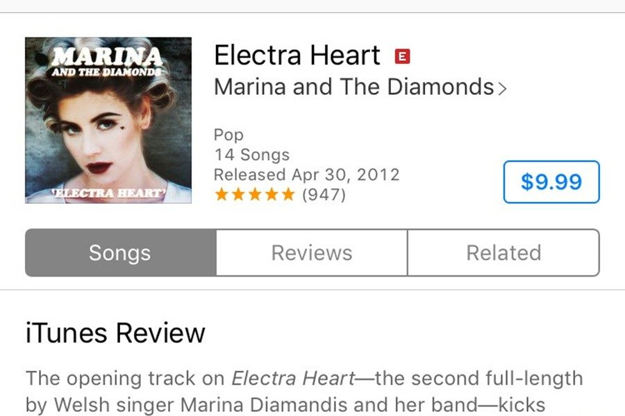 Tune Talk: Marina and the Diamonds – The BluePrint