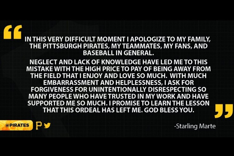 Starling+Marte+apologized+for+using+PEDs+but+that+doesn%27t+help+the+Pirates.