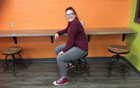 SENSATIONAL SOPHOMORE: Riley Amerine