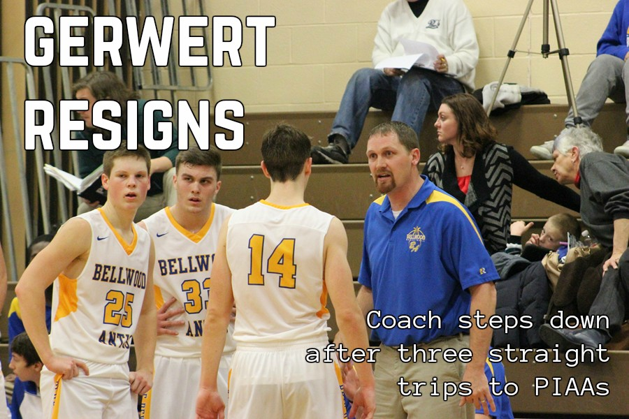 Cach Gerwert is stepping down at B-A after 10 seasons at the helm.