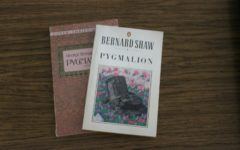 Pygmalion was written by George Bernard Shaw and influenced My Fair Lady.