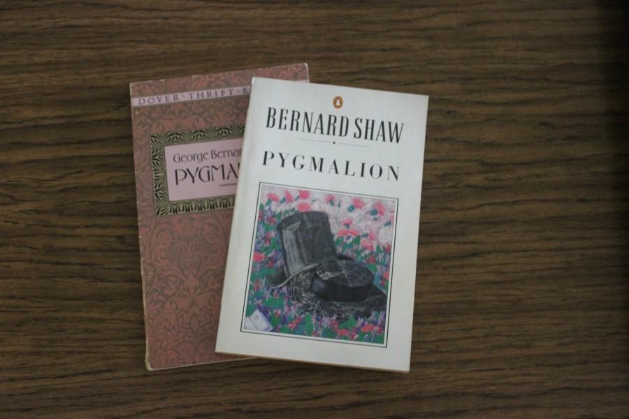 Pygmalion was written by George Bernard Shaw and influenced My Fair Lady.