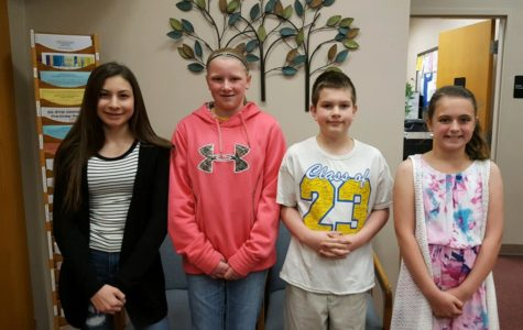 MS Students of the Week earn praise