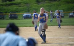 Maddie Miller pitched a complete-game shutout in her first start since tearing her ACL.