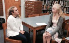 Phoebe explains her college decision.