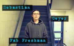 Fab Freshman: Sebastian Geyer