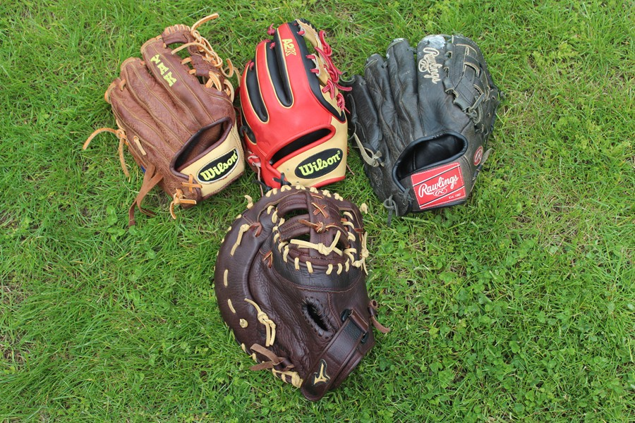 The tool of the trade for a ball player is his glove, and there are many different types to go around.