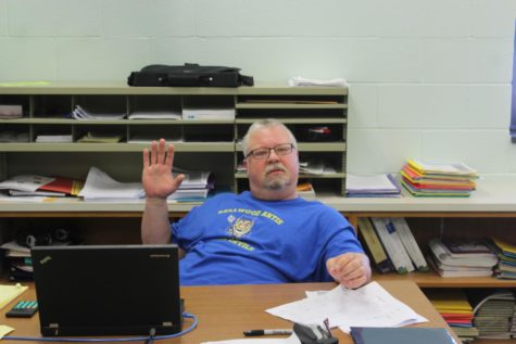 FEATURE TEACHER: Mr. McNaul