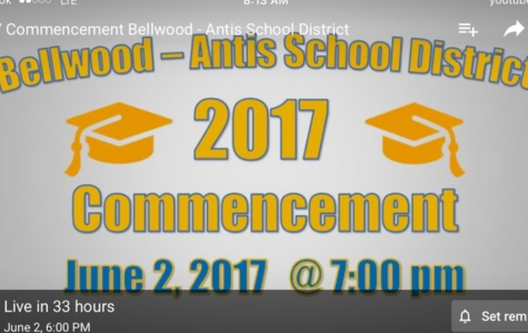 Graduation will be live broadcast via the BluePrint YouTube channel this year.