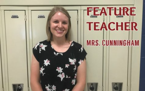 It's all in the family for Mrs. Cunningham