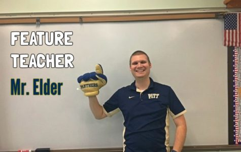 FEATURE TEACHER: Mr. Elder