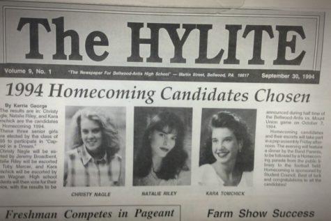 BA HISTORY 101: Homecoming 1994