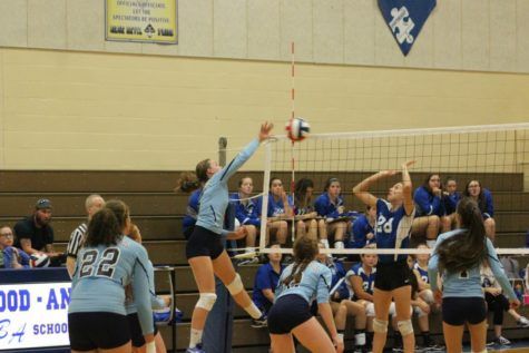 Sports round-up: Volleyball stays undefeated