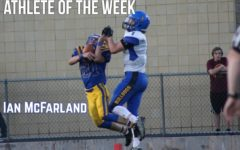 Ian McFarland had a breakout game against Claysburg on Friday.
