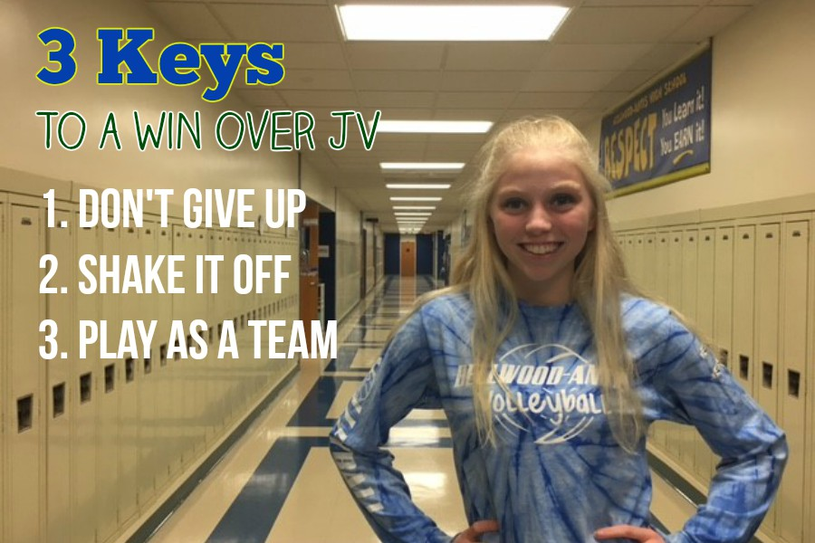 Kaelynn Behrens has three keys to a win over Juniata Valley.
