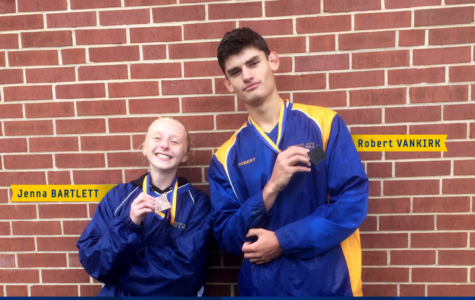 Blue Devils harriers place at Big Valley