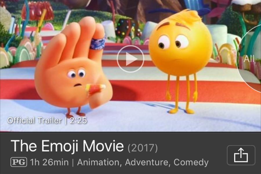 Movie review the emoji movie the blueprint the emoji movie so bad its malvernweather Choice Image