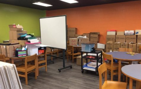 The middle school gets a makerspace!