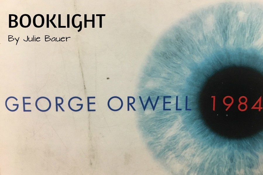 The dystopian classic 1984 by George Orwell is still relevant today.