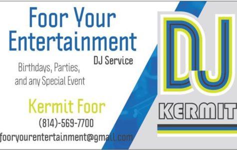 TOO COOL FOR SCHOOL: DJ Kermit Foor