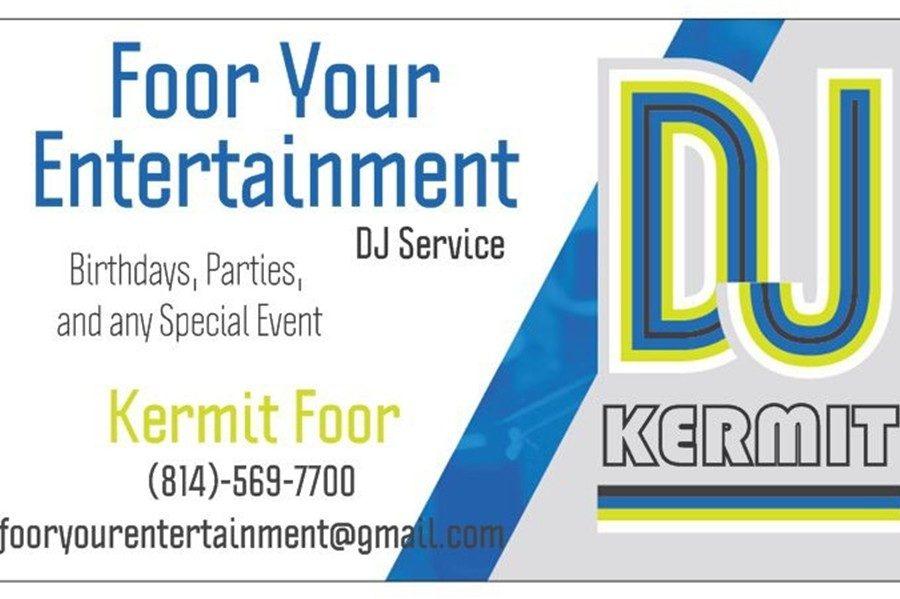 Kermit+Foor+runs+his+own+DJ+business+outside+of+school.