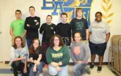 12 B-A students headed to County Band