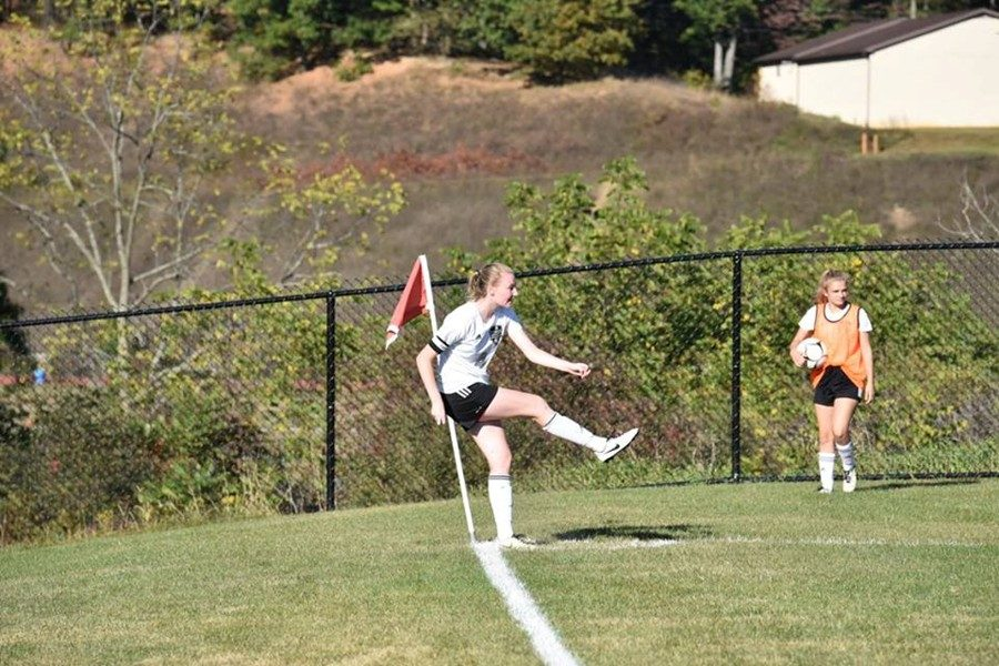 Riley DAngelo netted her 50th goal this week.