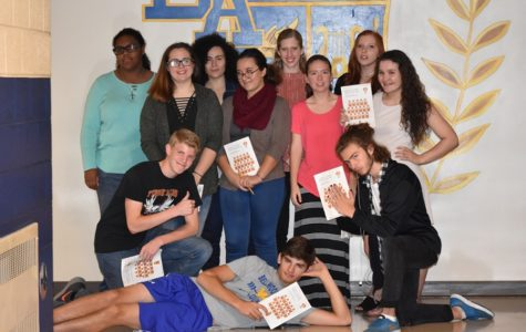 BA competes in PMEA District Chorus auditions