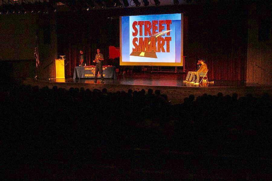 Street+Smart+came+to+educate+BA+students+about+the+dangers+of+impaired+driving.