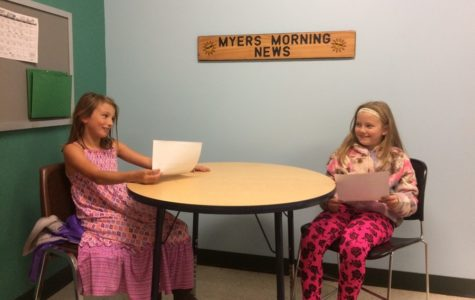 Myers students hit the airwaves