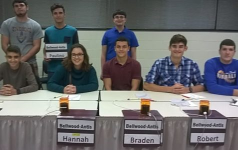 Scholastic scrimmage team gets one step closer