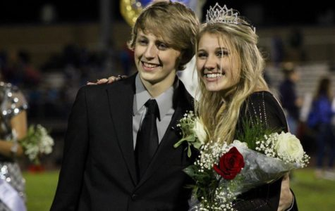 BA crowns Homecoming Queen