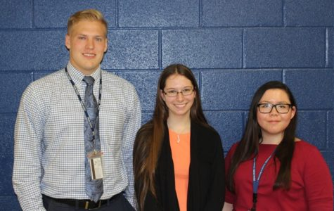 BAHS welcomes three student teachers