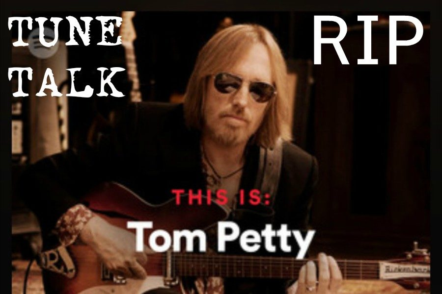 Tom+Petty+wrote+some+of+the+most+iconic+songs+in+American+history.