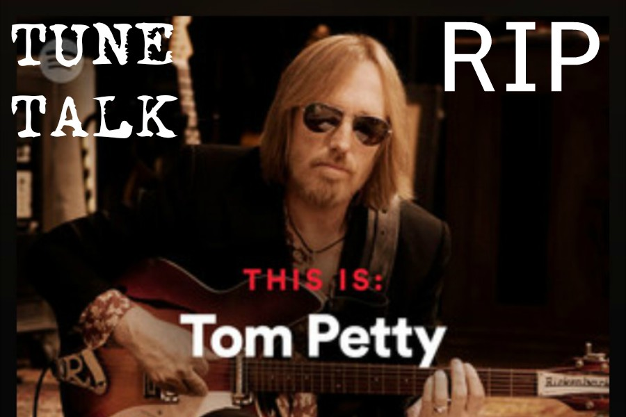 Tom Petty wrote some of the most iconic songs in American history.