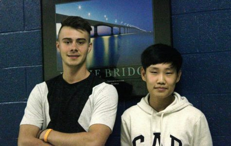 Exchange students adjusting to life at B-A