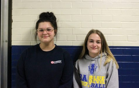 Taylor, Endress claim first place at speech meet