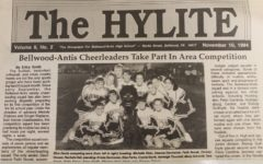 Bellwood-Antis cheerleaders were primed for competition 23 years ago in 1994.