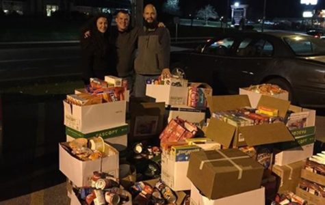 BAEA raises carloads of food for food drive