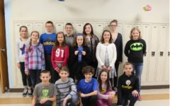 Elementary reading competition takes first