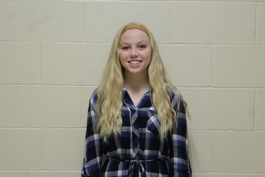 Kaelynn Behrens has accomplished many things as a BluePrint staff member.