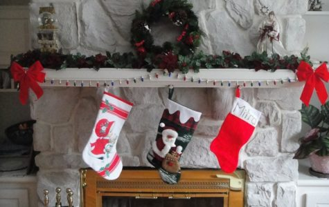 Stockings for Troops gets underway