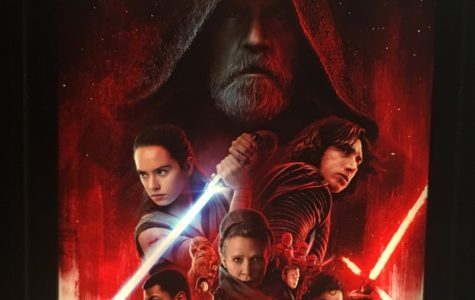 The Last Jedi premiered at the Big D in Altoona last week.