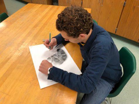 ARTIST OF THE WEEK: Trevor Sholly