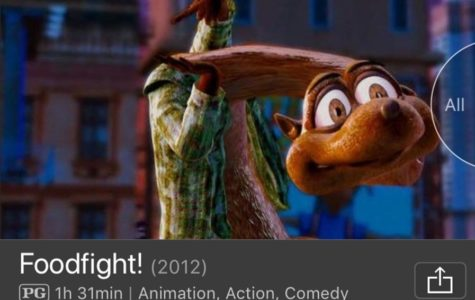 A film always named among the worst cartoon movies ever: Foodfight!