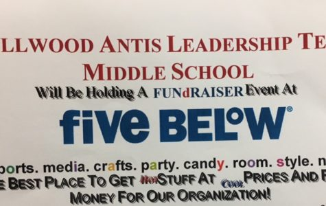 MS Leadership Team hosting holiday fundraiser