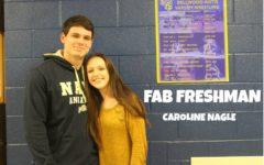 FAB FRESHMAN: CAROLINE NAGLE